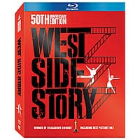 Amazon Deal: West Side Story: 50th Anniversary Edition Box Set (Blu-ray)