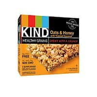 Amazon Deal: 15-Ct KIND Healthy Grains Granola Bars (Oats & Honey w/ Toasted Coconut)