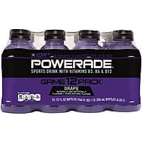 Amazon Deal: 12-Pack of 12oz Powerade (Grape)