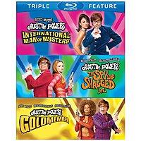 Walmart Deal: Austin Powers Triple Feature (Blu-ray)