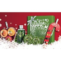 Groupon Deal: The Body Shop In-Store Merchandise Credit: $50 Credit $25, $30 Credit