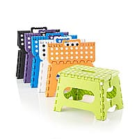 Bon-Ton Department Stores Deal: LivingQuarters Folding Step Stool with 300-lb. Capacity (various colors)