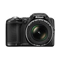Deal: Nikon Coolpix L830 16MP 34x Optical Zoom Digital Camera $150.39 + Free Shipping [$196.95 on Amazon]