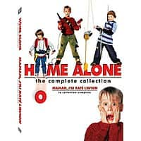 Amazon Deal: Home Alone: The Complete Collection (4-Disc DVD Set)