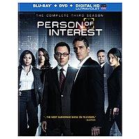 Amazon Deal: Person of Interest: Season 3 (Blu-ray + DVD + Digital Copy)