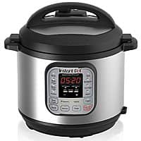 Rakuten (Buy.com) Deal: 6-Qt Instant Pot IP-DUO60 7-in-1 Programmable Pressure Cooker $105 w/ Google Wallet Checkout + Free Shipping