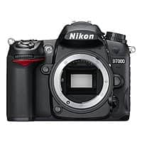 Amazon Deal: Nikon D7000 16.2MP Digital SLR Camera (Body Only)
