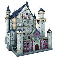 Amazon Deal: Ravensburger 3D Puzzle Sale: Neuschwanstein Castle $25, Empire State Building