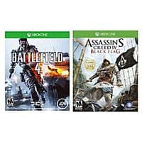 Newegg Deal: Battlefield 4 (Xbox One) + Assassin's Creed IV: Black Flag (Xbox One Download)