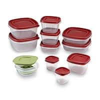 Kmart Deal: 21 or 20-Piece Rubbermaid Easy Find Lids Storage Set $7.19 for SYW Members + Free Store Pickup ~ Kmart