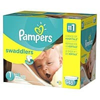 Target Deal: 2 Boxes of Pampers Giant Pack Diapers + $15 Target Gift Card