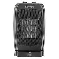 Kmart Deal: Kenmore 1500-Watt Oscillating Ceramic Heater $20 + Free Store Pickup ~ Kmart