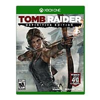Amazon Deal: Tomb Raider: Definitive Edition (Xbox One)