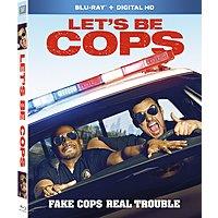 Amazon Deal: Let's Be Cops (Blu-ray + Digital HD)