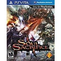 Amazon Deal: Soul Sacrifice (PS Vita)
