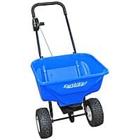 Rakuten (Buy.com) Deal: Earthway 2040PiPlus High Output Snow and Ice Melt Spreader w/ Solid Rod Linkage $86.98 + Free Shipping