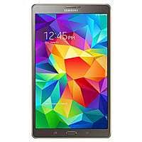 "eBay Deal: 16GB Samsung Galaxy Tab S Tablet: 8.4"" (2560x1600), Octa-Core CPU (Titanium Bronze or White) $299.99 + Free Shipping"