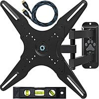Amazon Deal: Cheetah Articulating Wall Mount for 23