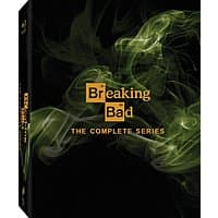 Amazon Deal: Breaking Bad: The Complete Series: 2014 Barrel $100, Blu-Ray