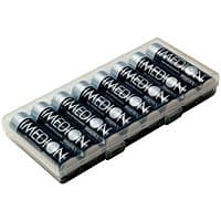 Newegg Deal: 8-Pack Powerex Imedion 2400mAh NiMH AA Pre-Charged Rechargeable Batteries
