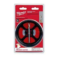 "Home Depot Deal: Milwaukee 6-3/8"" Recessed Light Hole Saw $18.98 + Free Store Pickup ~ Home Depot"