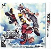 Walmart Deal: Kingdom Hearts: Dream Drop Distance (Nintendo 3DS)