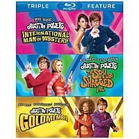 Amazon Deal: Austin Powers Triple Feature (Blu-ray)