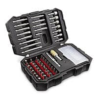 Sears Deal: 54-Piece Craftsman Driving Set $12.49 + Free Store Pickup ~ Sears