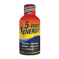 Amazon Deal: 12-Pack of 1.93oz 5 Hour Energy (Pomegranate)