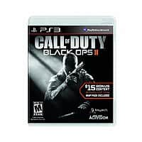 Amazon Deal: Call of Duty: Black Ops II w/ Revolution Map Pack (PS3)