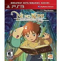 Amazon Deal: Ni No Kuni: Wrath of the White Witch (PS3)