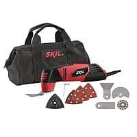 Home Depot Deal: SKIL 2-Amp Oscillating Tool Kit $37.50 + Free Shipping