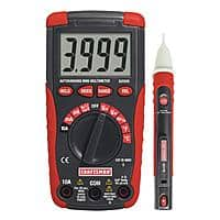 Sears Deal: Craftsman AutoRanging Mini CM Multimeter w/ NCV Tester $19.59 + Free Store Pickup ~ Sears