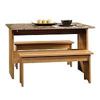 Kmart Deal: Sauder Trestle Table (Highland Oak) $40 or Less + Free Store Pickup ~ Kmart *YMMV*
