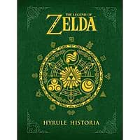 Amazon Deal: The Legend of Zelda: Hyrule Historia (Hardcover)