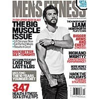 DiscountMags Deal: Fitness & Fashion Magazines: Men's Fitness $5/yr, Shape