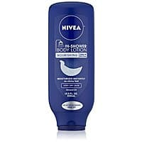 Amazon Deal: Nivea In-Shower Nourishing Body Lotion (13.5-oz)