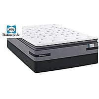 US Mattress Deal: US Mattress 4th of July Sale: Simmons Beautyrest or Sealy Posturepedic Mattresses: King $799+, Queen $649+ & 4 Pillows or 300TC Sheet Set via Mail-in Rebate + Free Shipping