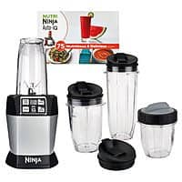 QVC Deal: Nutri Ninja iQ 1100-Watt Personal Blender w/ Recipe Book