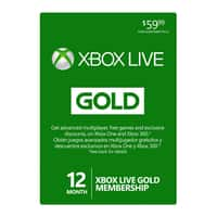 Gamesdeal Deal: 12-Month Microsoft Xbox Live Gold Membership (Email Delivery)