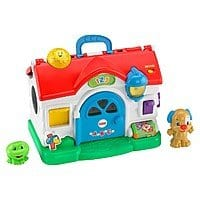 eBay Deal: Fisher-Price Laugh & Learn Puppy's Activity Home