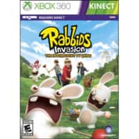 Best Buy via eBay Deal: Xbox 360 Games: Rabbids Invasion: The Interactive TV Show