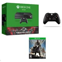 Walmart Deal: Xbox One Console Bundle (Various) + Extra Controller + One Game