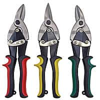 Sears Deal: 3-Piece Craftsman Evolv Aviation Snip Set $11.99 + Free Store Pickup ~ Sears