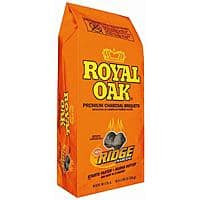 Kmart Deal: 16.6lb Royal Oak Charcoal Briquets $3.24 + Free Store Pickup ~ Kmart *YMMV*