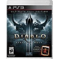 Amazon Deal: Diablo III: Ultimate Evil Edition: PS4/Xbox One $25, PS3/Xbox 360