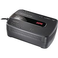 Staples Deal: APC 600VA 8-Outlet UPS Battery Backup: 1 for $40 or