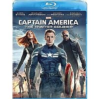 Amazon Deal: Captain America: The Winter Soldier (Blu-ray)