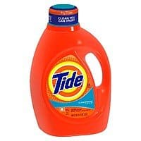 Target Deal: 2-Count 100oz Tide Liquid Laundry Detergent (various scents)