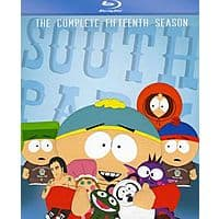 Deep Discount Deal: South Park: The Complete Fifteenth Season (Blu-ray)